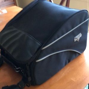 Nelson-Rigg motorcycle carry bag